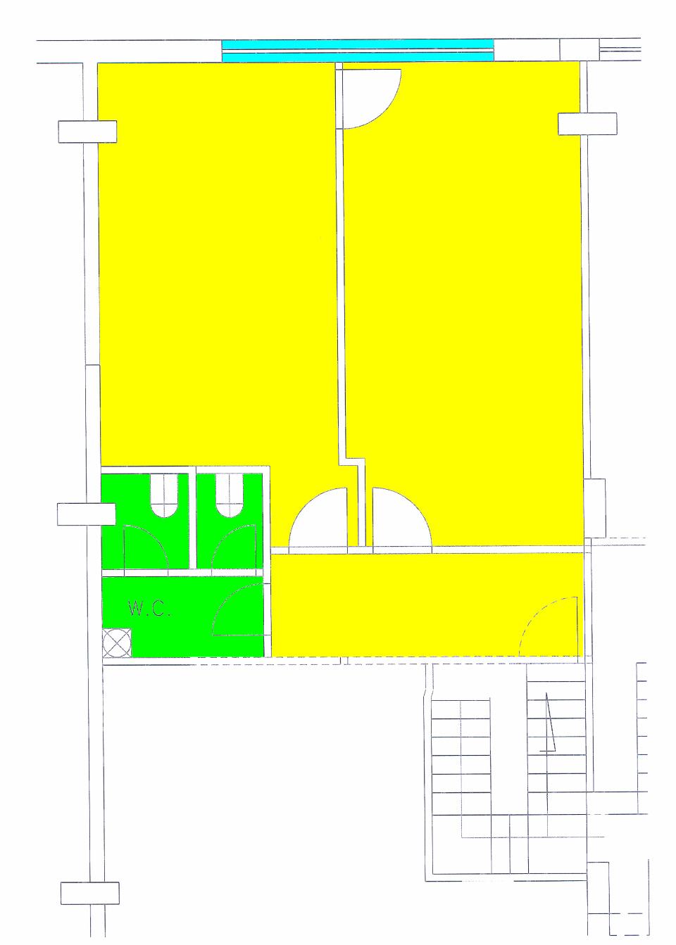 Affitto ufficio arredato bivani parcheggi All Inclusive euro 299