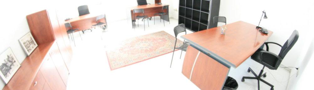 Napoli affitto ufficio arredato con sala riunioni