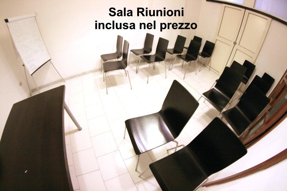 Sale riunioni incluse