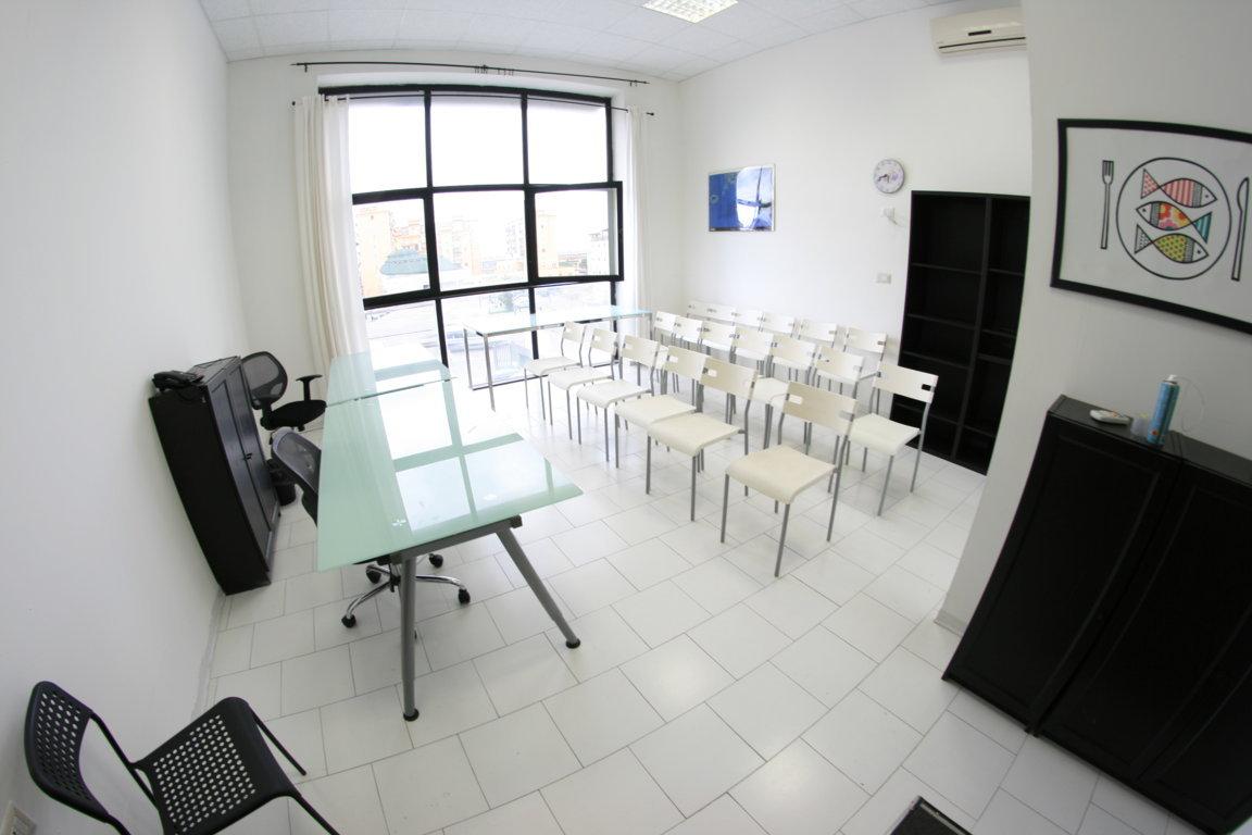 Napoli affitto locali per corsi di formazione