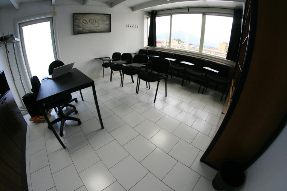 Affitto sale riunioni Napoli
