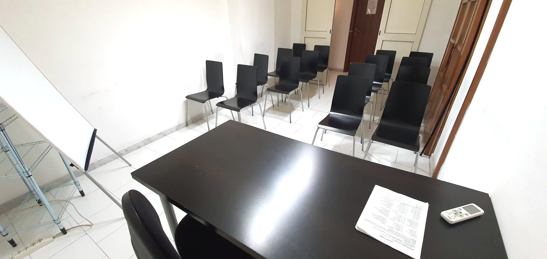Noleggio sala formazione Napoli