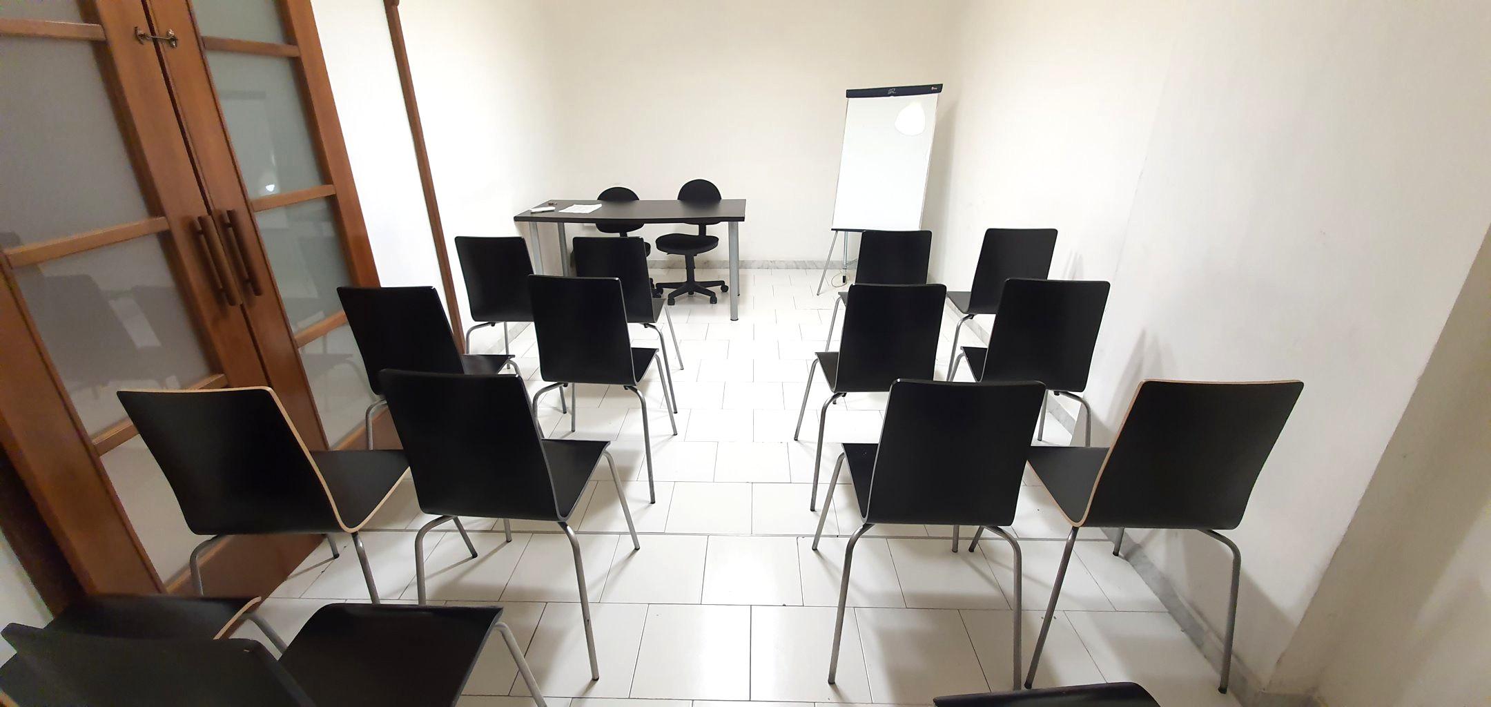 Affitto sala formazione Napoli