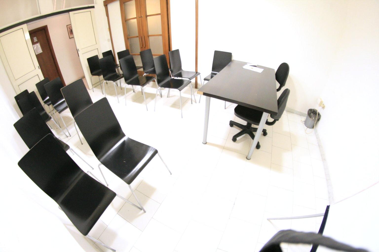 Sala riunioni ufficio virtuale